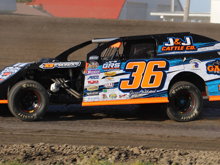 Wibstad Eyes More Success in Wissota Midwest Modifieds