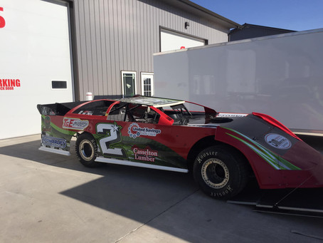A few more looks at 2019 cars, some notes involving area drivers