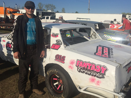 Thorpe Looks to Continue Momentum From First Feature Victory