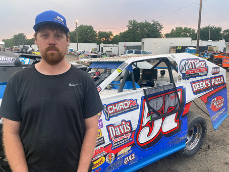 Raasakka Hopes to Keep Momentum Going From First Career Win