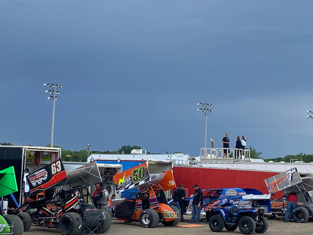 Thoughts on Viking Speedway's Doubleheader; Jose, Carr Win at Devils Lake