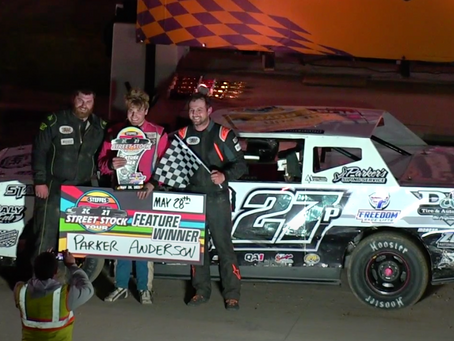 Anderson Wins Night 1 of Steffes Tour; Gronwold, Saurer, Goulet Victorious
