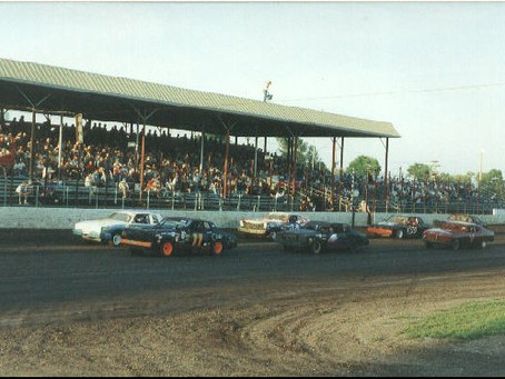 Remembering Where it All Began for me -- Madison Speedway