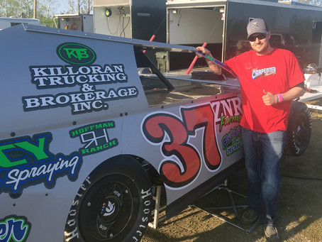Racing with #37 Has Special Meaning for Friestad