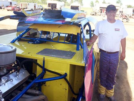 Smokin' Hank Berry Has Raced Dakota Classic Modified Tour for all 30 Years