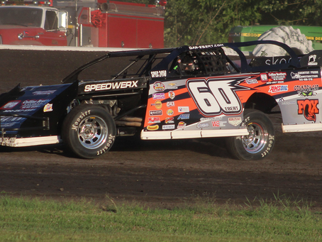 Ebert, Thompson, Jacobson Claim Norman County Raceway Wins; More Victories for Wilke and Gonska