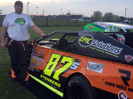 Stenberg Hopes Strong Start Continues in 2019