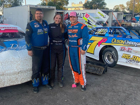 Racing is a True Bond for Pederson Family