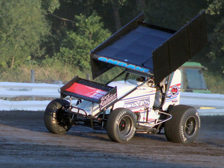 Omdahl Breaks Through at Norman County Raceway; Gronwold, Wilke, Schulz Add More Wins