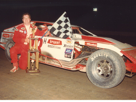 Catching Up With: Viking Speedway Hall of Famer Scott Hillig