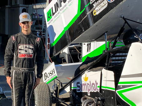 Mullen Continues Development in NOSA Sprints
