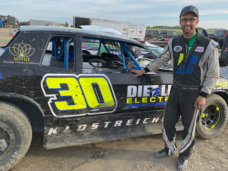Klostreich's Wait for 1st Career Win Ended in June