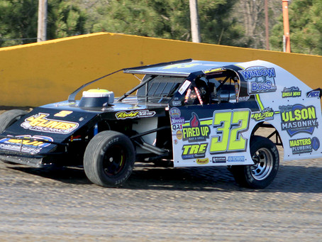 Notes: Thoughts on Steffes Tour, Rebel MW Mod Tour, Area Drivers