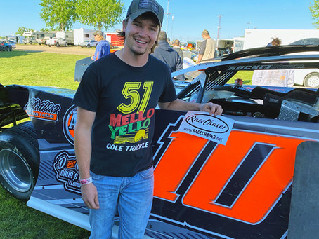 Staples Finds Good Fit in Limited Late Models