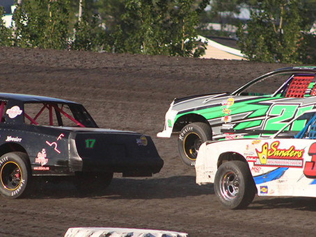 King Pin Klash for IMCA Stock Cars, Steffes Street Stock Tour Set for Area This Week