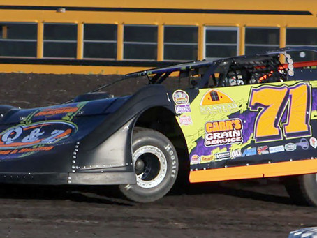 Strand Wins NLRA Show at Norman County Raceway; Robertson, Arneson, Wagner, Braseth Add Victories