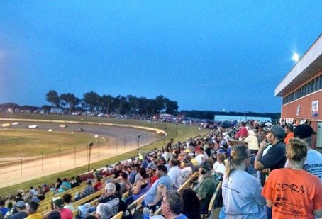 Time to Let the Minnesota Dirt Tracks Race -- With Fans
