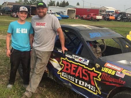 Son's Racing Desire Got Walton Behind the Wheel