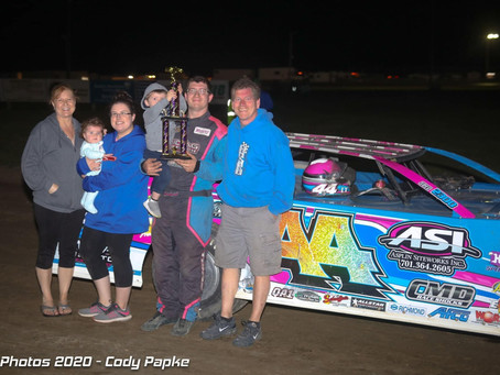 Howie Schill Memorial Set for Friday at River Cities Speedway