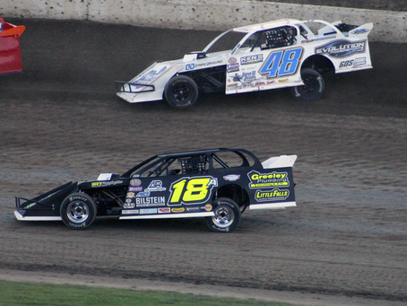 Atkinson, Gronwold, Staples, Riley & Harstad Win at I-94; Dietzler, Pierce & Strand Win at RCS
