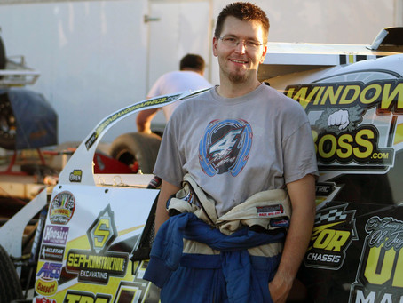 Veteran Olson A Mainstay in Midwest Mods at Viking