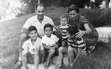 Rahamim Frida Shaul Hillel Gilboa Rafi Sara   שאול הלל רפי שרהרחמים פרידה