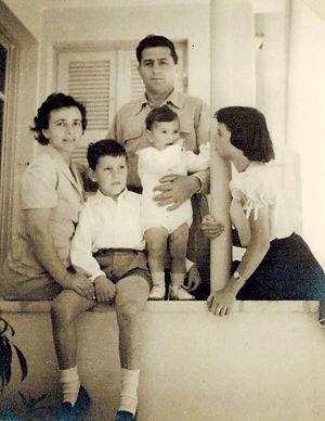יוסף מושינסקי סילבי דבורי אבי רונית Silvia Yosef Dvori Avi Ronit