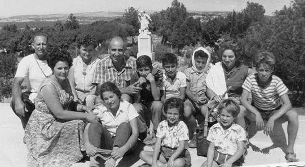 גלבוע ירוחם פורת רחמים פרידה הלל גלבוע מוחרקה 1961