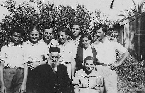 Moshinsky yacov Esther Frida Kiperman lea Haim Shpayer Yosef