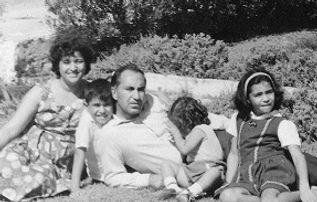 עזרא דליה צלילה יוסי גילה פתח תקווה 1963