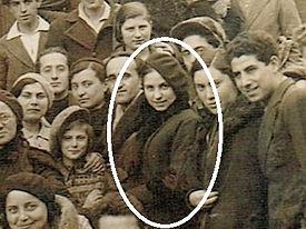 לאה מושינסקי גורדוניה הכשרה צ'רנוביץ