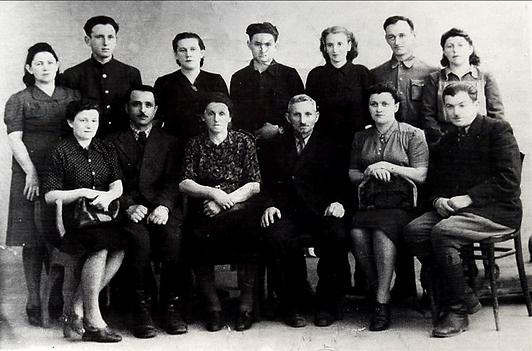 קיפרמן צ'רנוביץ 1946