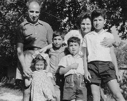 גלבוע רחמים פרידה שאול הלל רפי שרה Hillel Gilboa Rafi Sara