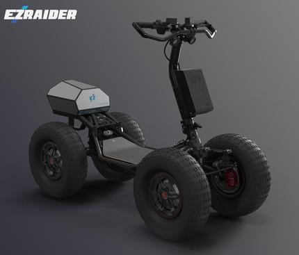 Autonomous EZ Raider