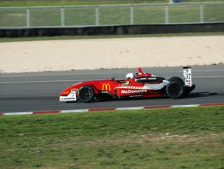 Formula 3 Debut Win