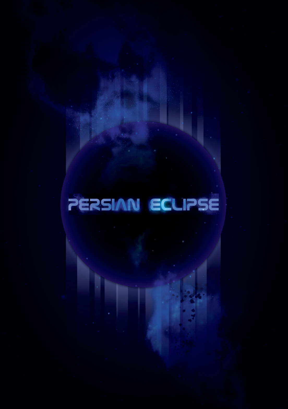 Persian Eclipse Design