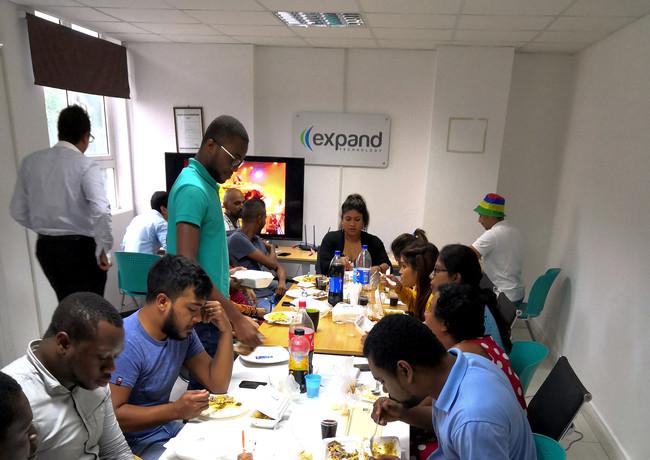 Bon Appetit - Briani Party