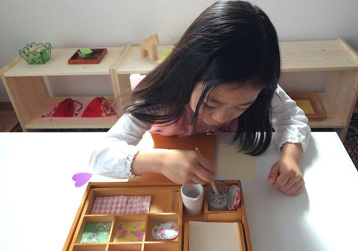 Montessori Primary Class ( 3-6 years old)| モンテッソーリのプライマリクラス(3-6歳)