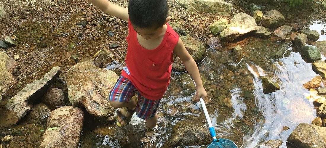 Montessori Infant Community (0-3 years old) - |  モンテッソーリ IC クラス(0-3歳)
