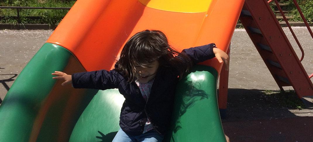 Montessori Infant Community ( 0-3 years old)   モンテッソーリ ・インファント・コミュニティー・ クラス(0-3歳)