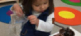 Montessori Infant Community ( 0-3 years old) | モンテッソーリIC クラス(0-3歳)
