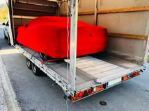 Prevozi Tovora Španija - Slovenija