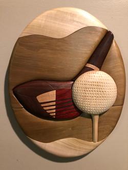 Intarsia Golf