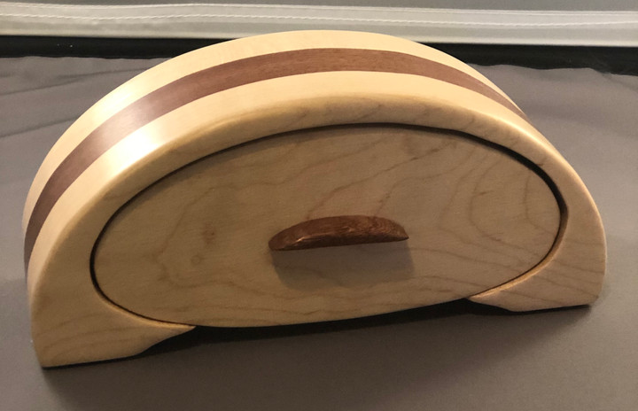 Maple Jewelry Box  $49.