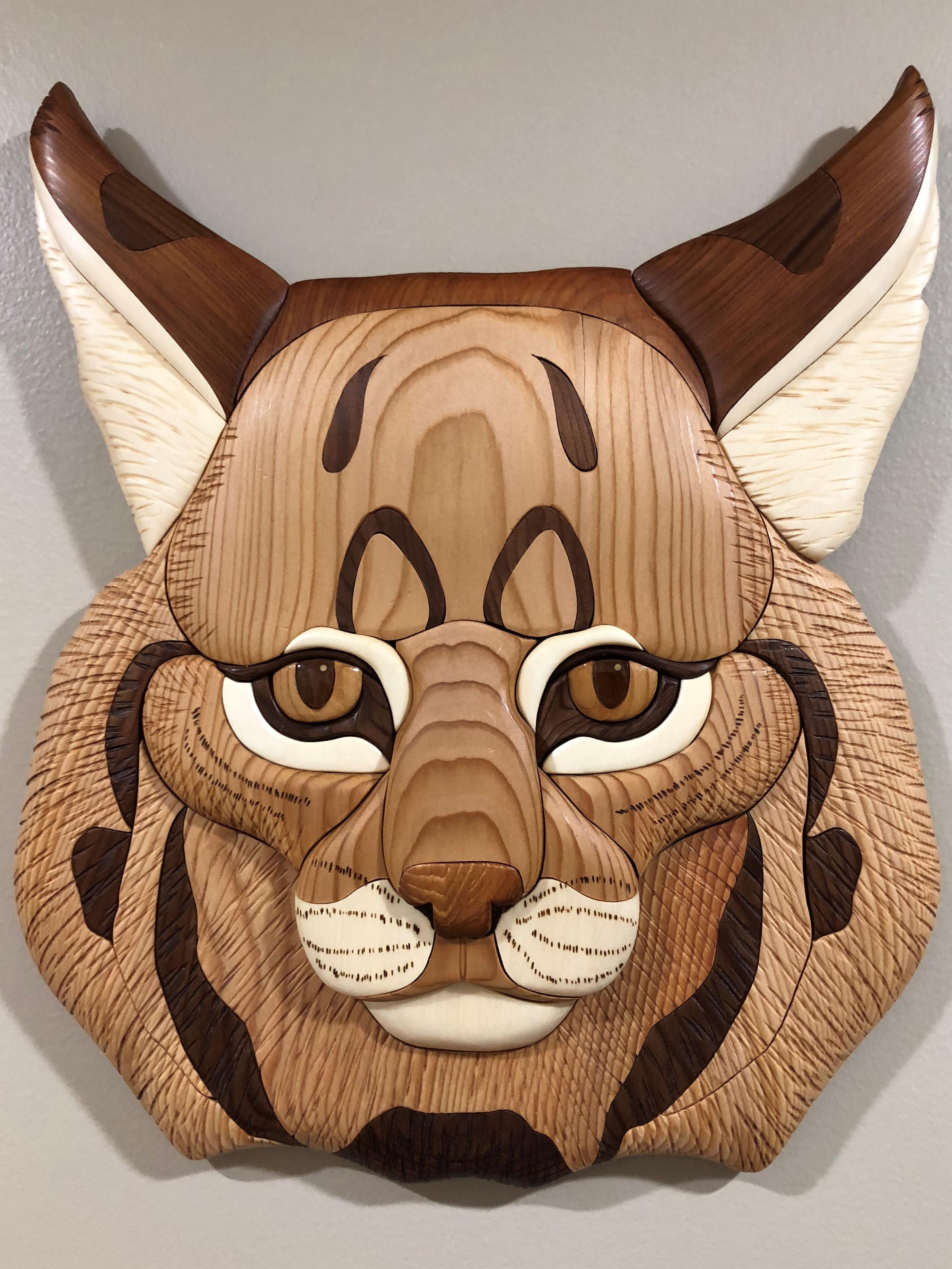 Intarsia Wildcat