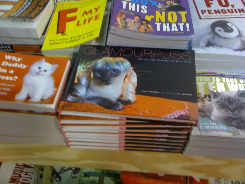 Books in stores