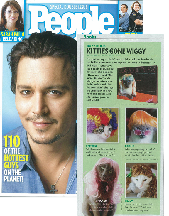 In People magazine