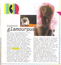 Article in Nylon magazine