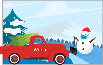 snowman with shovel and wright truck.png
