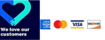 WE LOVE OUR CUSTOMERS CHARGE CARDS WEBSI